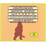 Brahms: Quintets; Sextets (Opp.18 - 34 - 36 - 88 - 111 - 115)