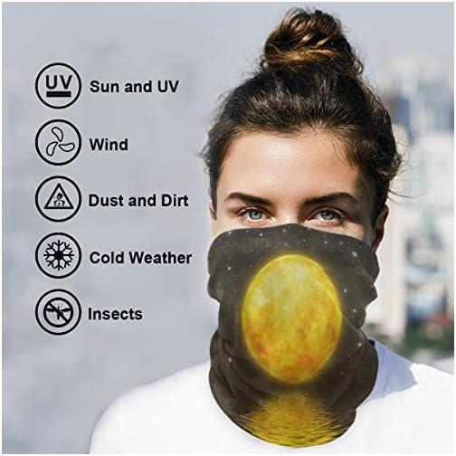 Cartoon Dog Paw Print Bone Pink Half Face Mask Scarf Cover Dust Wind Neck Warmer Bandana Women Men |