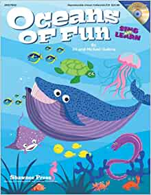 Oceans of Fun: Sing and Learn: Jill Gallina, Michael