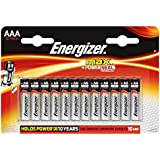 Groupe Energizer LR03 Max Blister de 12 Piles AAA