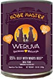 Weruva Dog Food, Kobe Master, 13-Ounce Cans (Pack of 12), My Pet Supplies