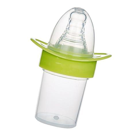 Sharplace Botella de Alimentación con Chupetes de Bebé Accesorios de ...