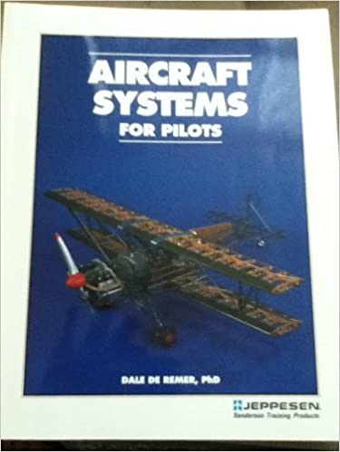 Aircraft Systems for Pilots - JS312686: Dale De Remer