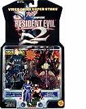 Resident Evil 2 Leon Kennedy & Licker