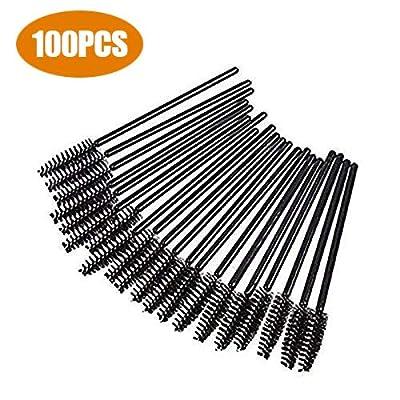 100PCS Eyelash Applicator Brush