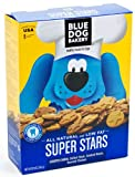 Blue Dog Bakery Super Stars Assorted Small Dog Treats, 10-Ounce Boxes (Pack of 6), My Pet Supplies