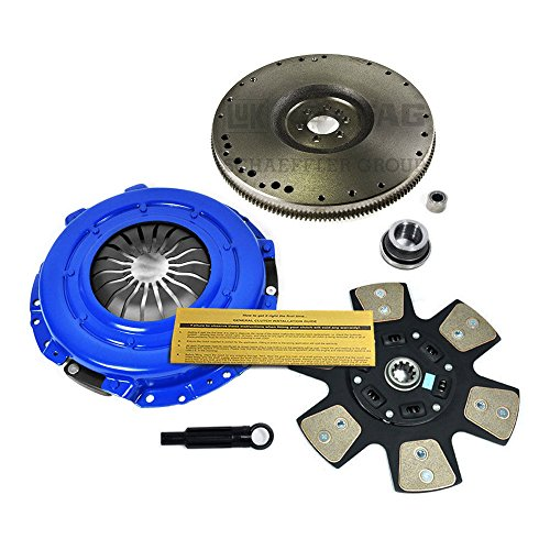 EFT STAGE 3 CLUTCH KIT+FLYWHEEL 88-95 CHEVY GMC 1500 2500 3500 C G K P 4.3L 5.0L