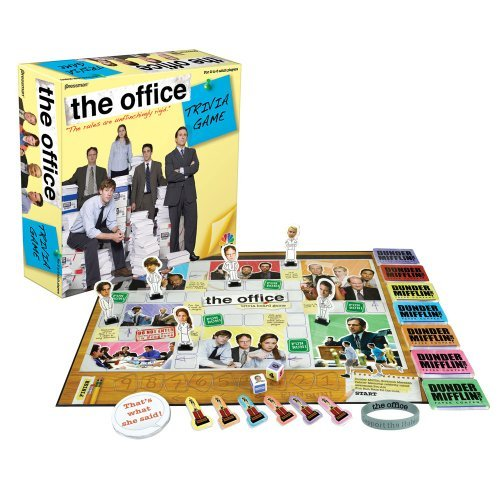 The Office Trivia Game by Pressman