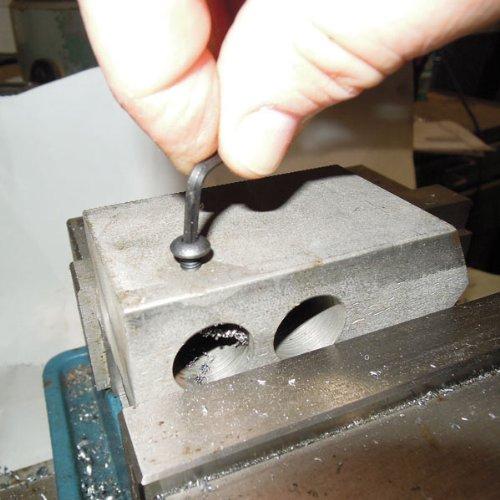 Holo-Krome 65020 1/4-28 x 5/8 - Black Finish Heat Treated Alloy Steel - Cap Screws - Button Head