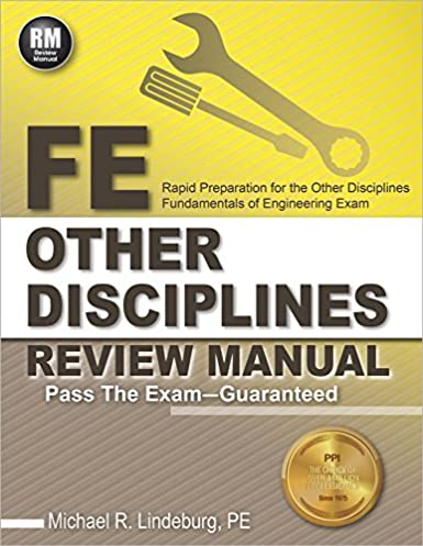 fe other disciplines review manual michael r lindeburg pe rh amazon com Lindbergh Family Lindbergh Baby Kidnapping