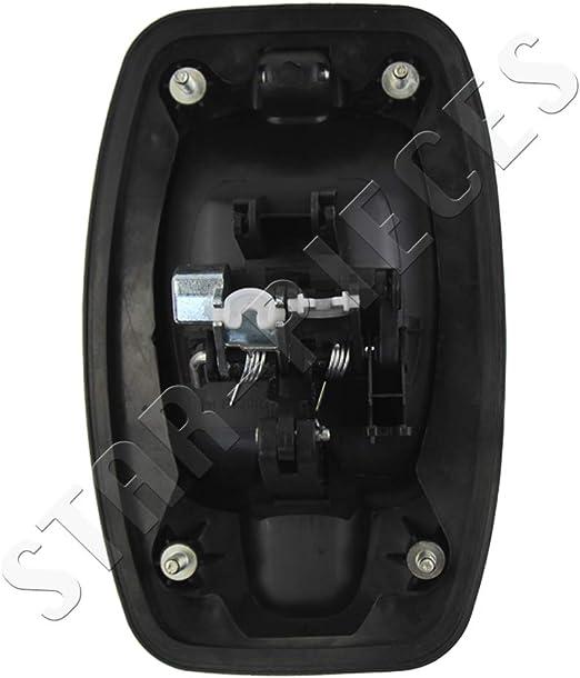 Maneta de puerta lateral corredera para Jumper Ducato Boxer a partir de 2006: Amazon.es: Coche y moto