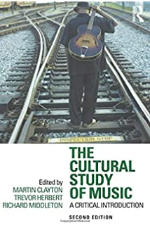 The cultural study of music a critical introduction martin clayton the cultural study of music a critical introduction fandeluxe Choice Image