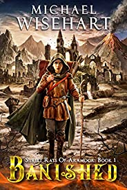 Banished (Street Rats of Aramoor: Book 1)