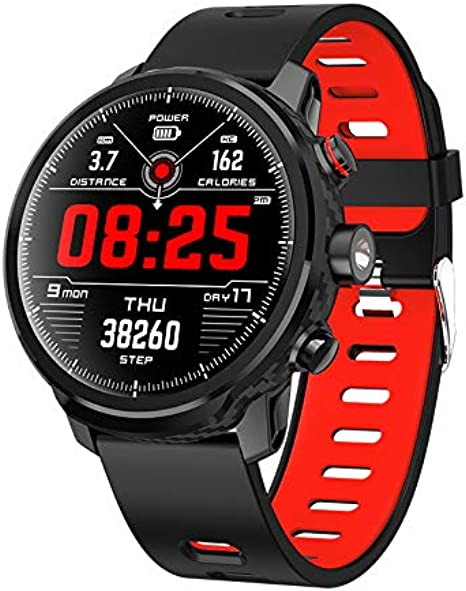 Leotec MultiSport Carbon Sport Fit Rojo