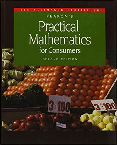 Math Worksheets » Consumer Math Worksheets For High School ...