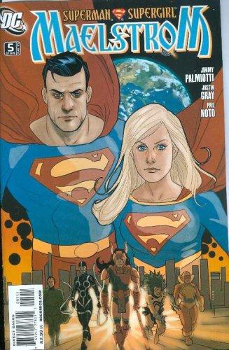 Download Superman Supergirl Maelstrom #5 pdf