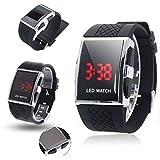 Mens LED Digital Sport Watch Relojes Deportivos Para Hombres
