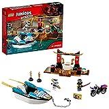 LEGO Juniors Zane's Ninja Boat Pursuit 10755 Building - Best Reviews Guide