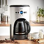 VonShef 1100W Digital Filter Coffee M...