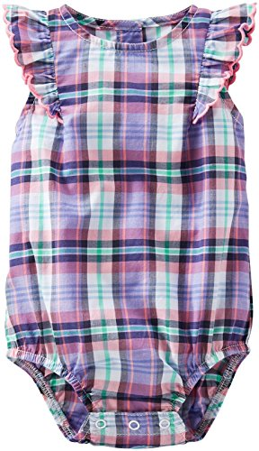oshkosh-bgosh-baby-girls-single-bodysuit-plaid-18-months