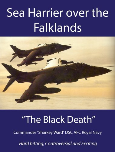 Sea Harrier over the Falklands: The Black Death (English Edition) por [MacCartan-Ward, Nigel]