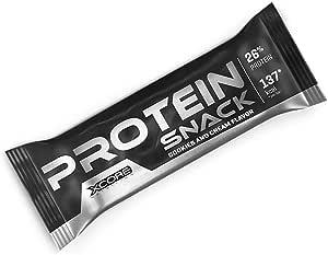 Xcore Protein Snack 35g Galletas y Crema Suero Concentrado De Calidad - 30 % De Proteína, Bajo En Carbohidratos Y Solo 138 Calorías - Las Barritas Más ...
