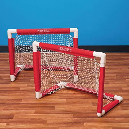 - Mini PVC Hockey Goal Set