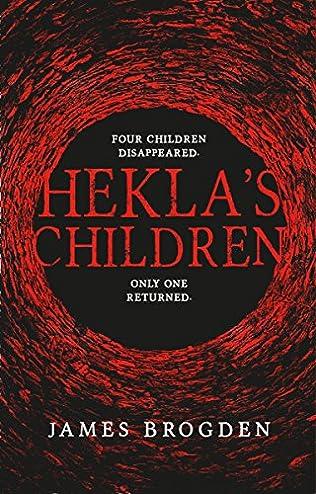 book cover of Hekla\'s Children