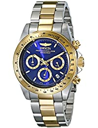 Men's 3644 Speedway Collection Cougar Chronograph Watch