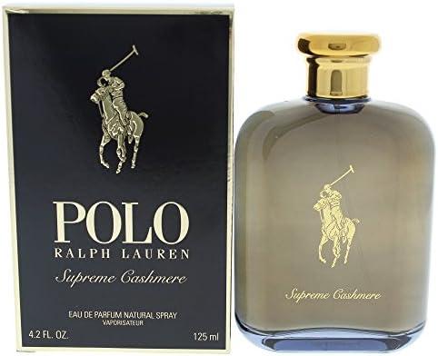 Polo Supreme Cashmere by Ralph Lauren Eau De Parfum Spray 4.2 oz ...