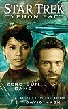 Typhon Pact #1: Zero Sum Game (Star Trek)