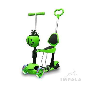 Patinete para Niños con Diseño de Mini Baby Mobility ...