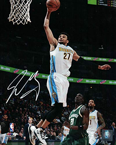 Jamal Murray Autographed Signed Denver Nuggets 8x10 Photo ()