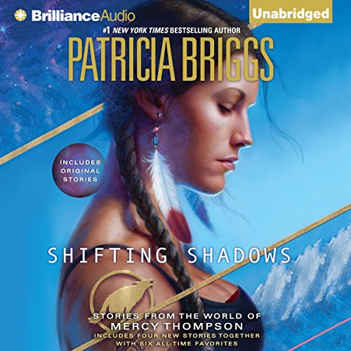 Shifting Shadows: Stories from the World of Mercy Thompson Audiobook [Free Download by Trial] thumbnail