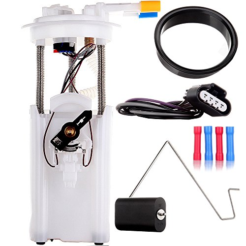 (Electric Fuel Pump, Module Assembly Replacement for Chevrolet Chevy Suburban GMC Yukon 1500 2000 2001 V8 5.3L OEM E3509M )