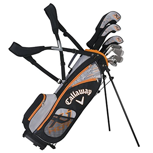 Callaway Boys XJ Hot Junior Set, Right Hand, 9-12 Years Old