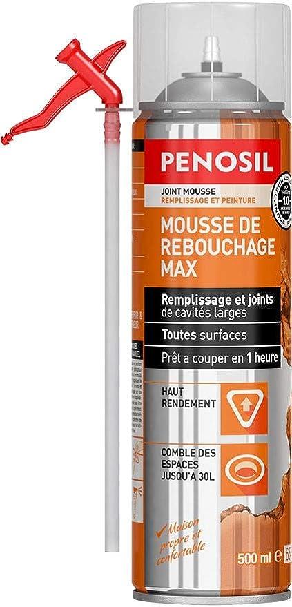 Espuma expansiva de poliuretano 750 ml aplicación Manual con ...