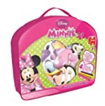Disney Minnie Mouse Double-Sided Puzz...
