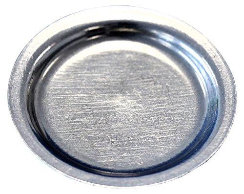 Scientific Labwares Nickel Crucible Cover, 75mL (Fits 790-107) (Crucible Cover)