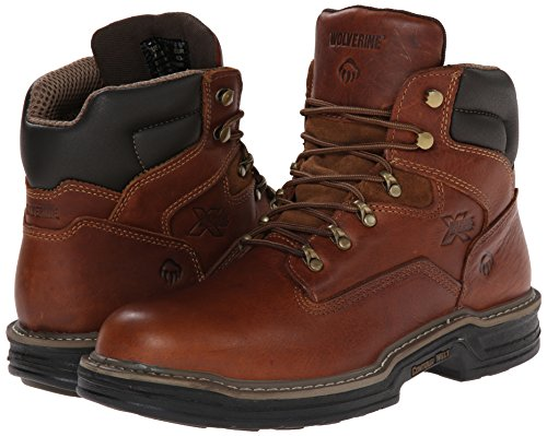 Image of the Wolverine Men's W02421 Raider Boot, Brown, 11 M US