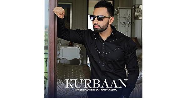 kurbaan harf cheema mp3