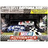 "NASCAR Authentics - Memorable Moments - Daytona 500"" Jimmie Johnson #48 Dale Earnhardt Jr. #88"