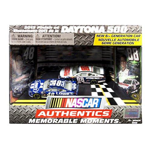 Jimmie Johnson Birthday - NASCAR Authentics - Memorable Moments - Daytona 500