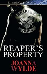Reaper's Property (Ellora's Cave. Moderne) by Wylde, Joanna (2013) Paperback