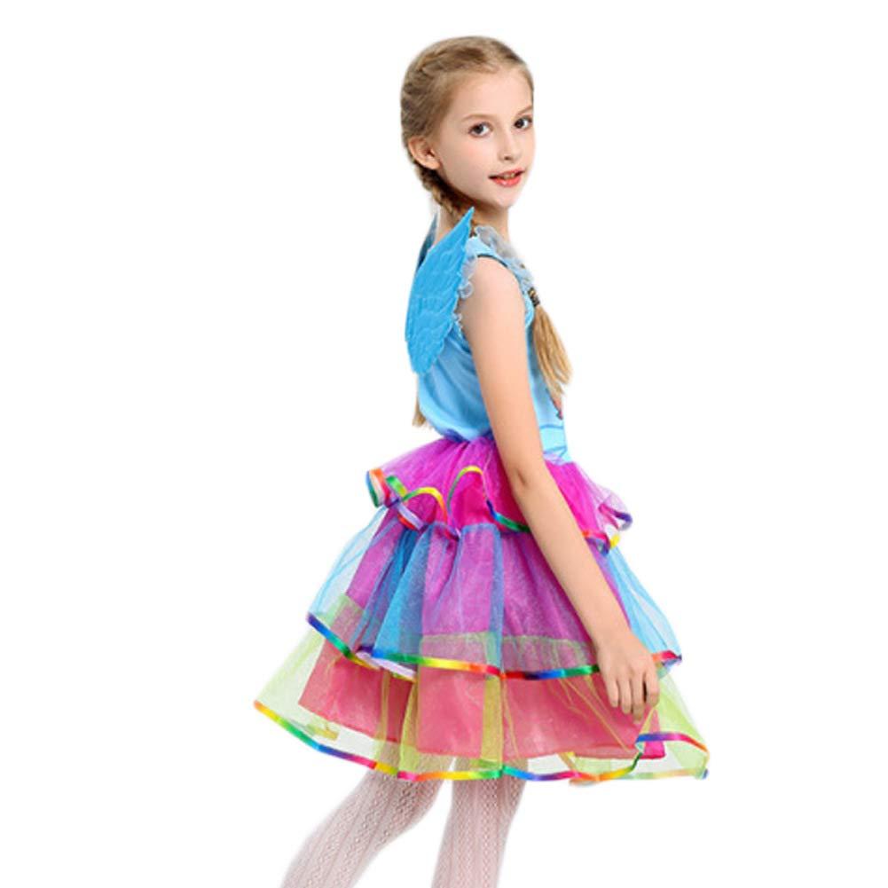 Da Mai Unicorn Costumes for Girls Unicorn Tutu Dress Up Clothes for Little Girls