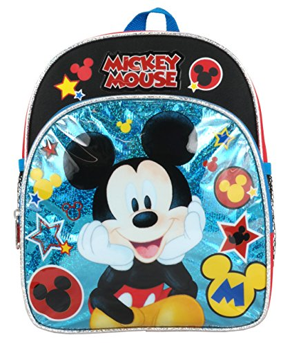 Disney Mickey Mouse 10'' Mini Backpack by Mickey Mouse
