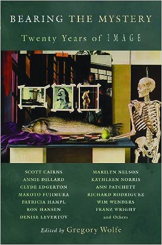 Bearing the Mystery: Twenty Years of Image: Amazon.es: Wolfe ...