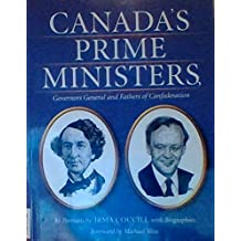 Canada's prime ministers, governors general and Fathers of Confederation: 82 portraits