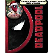 DEADPOOL: Limited Edition Steelbook