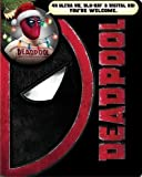 DEADPOOL: Limited Edition Steelbook (4K UHD/Blu-ray/Digital)